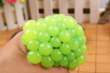 5CM Toy Balls Antistress Face Reliever Grape Ball Autism Mood Squeeze Relief Healthy Toys Fun Geek Gadget for Halloween Jokes