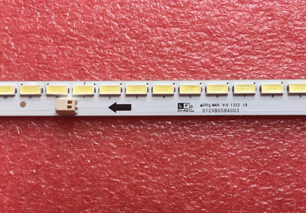 For 70 inch LED TV led backlight screen  LCD-70LX550A LED TV Strip light JE695D3GW8FX 1pcs=64led 513mmFor 70 inch LED TV led backlight screen  LCD-70LX550A LED TV Strip light JE695D3GW8FX 1pcs=64led 513mm