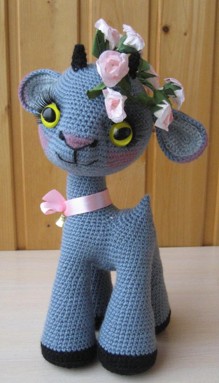 Crochet Goat Pattern- a Free Pattern and Tutorial ... | 1500x860