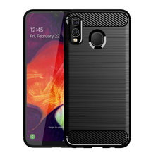 Armor Case Cover for Samsung Galaxy A20 SM-A205FD A30 A10 for Samsung Galaxy A50 A40 A70 Shockproof Phone Back cover Case> cover for samsung galaxy a10 a20 a30 a40 a50 a60 a70 2019 silicone shockproof phone case luxury armor back cover ring stand case