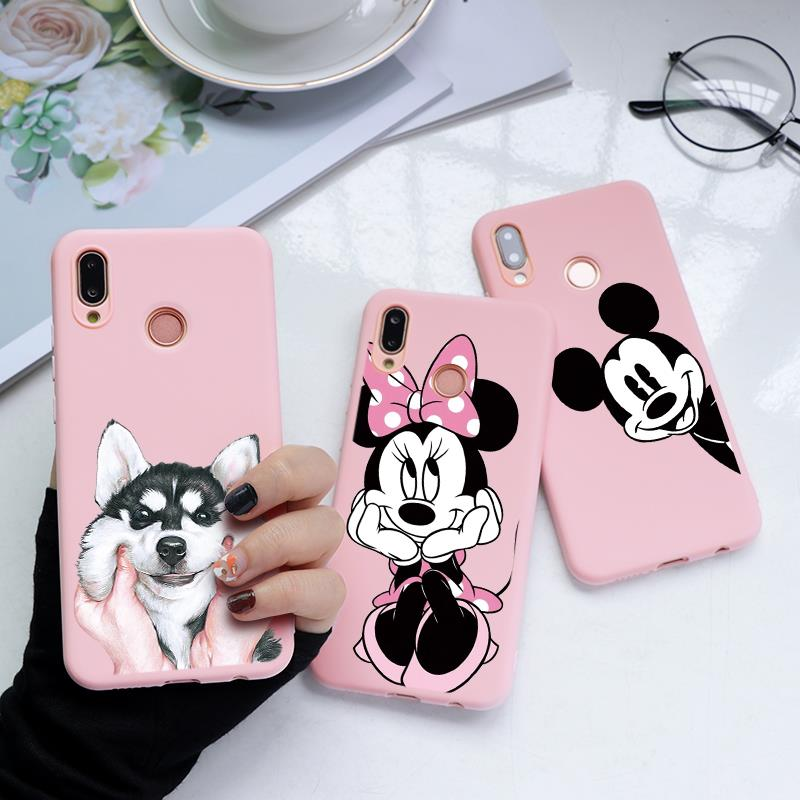 Soft TPU Print Cover For <font><b>Huawei</b></font> Mate 30 20 10 Pro P30 P10 P20 Pro Lite 2017 2019 P Smart Y6 <font><b>Y7</b></font> Pro Y9 Prime 2019 <font><b>2018</b></font> Case Coque image