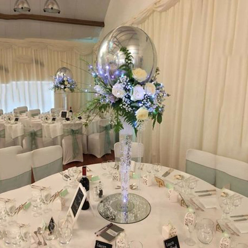Image 4 - Wedding Decoration Table Balloon Stand Holder Balloons Stick Floating Baloon Supporting Rod Birthday Party Decoration Adult Kids-in Ballons & Accessories from Home & Garden
