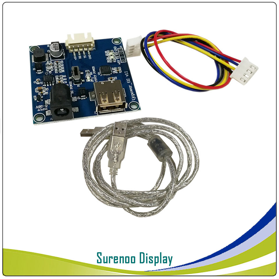 CP2102 USB To TTL RS232 Serial For Nextion HMI UART USART Intelligent LCD Display Module