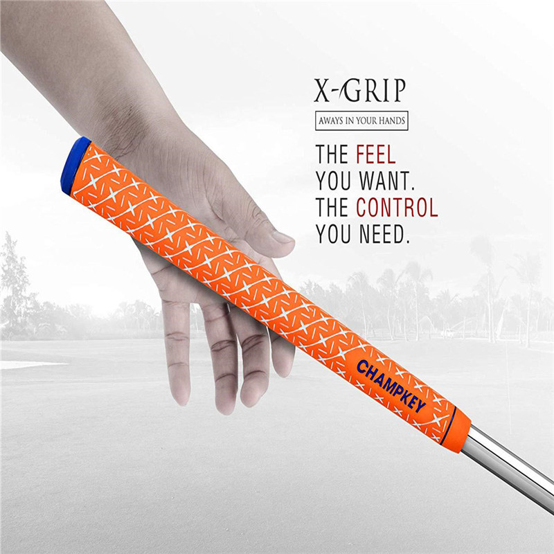 Image 5 - American Lightning Pattern Classic Golf Club Grips Iron Wood Rod Universal Environmental Protection Rubber Club Making Products-in Club Grips from Sports & Entertainment