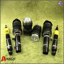 Air suspension kit /For TIGUAN / coilover +air spring assembly /Auto parts/chasis adjuster/ air spring/pneumatic air suspension kit for peugeot 308 coilover air spring assembly auto parts chasis adjuster air spring pneumatic