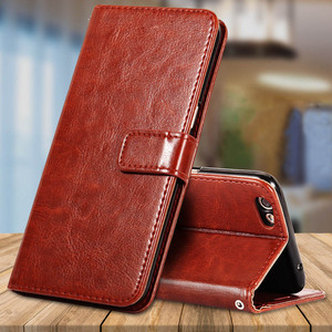 PU Leather Coque For Doogee BL5000 Case 5.5 inch Original Wallet Phone Case For Doogee BL5000 BL 5000 Protective Flip Back Cover(China)