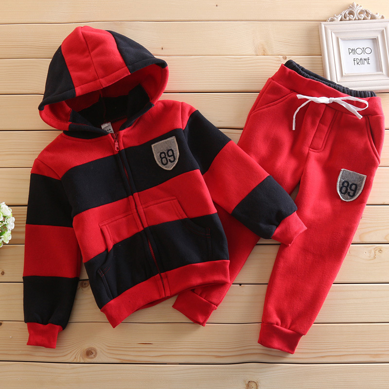 Toddler Tracksuit Autumn Baby Clothing Sets Children Boys Girls Fashion Brand Clothes Kids Hooded T-shirt And Pants 2 Pcs Suits fashion autumn boy coat pants sets infantil hooded tracksuit children clothing toddler set boys kids clothes casual baby suit