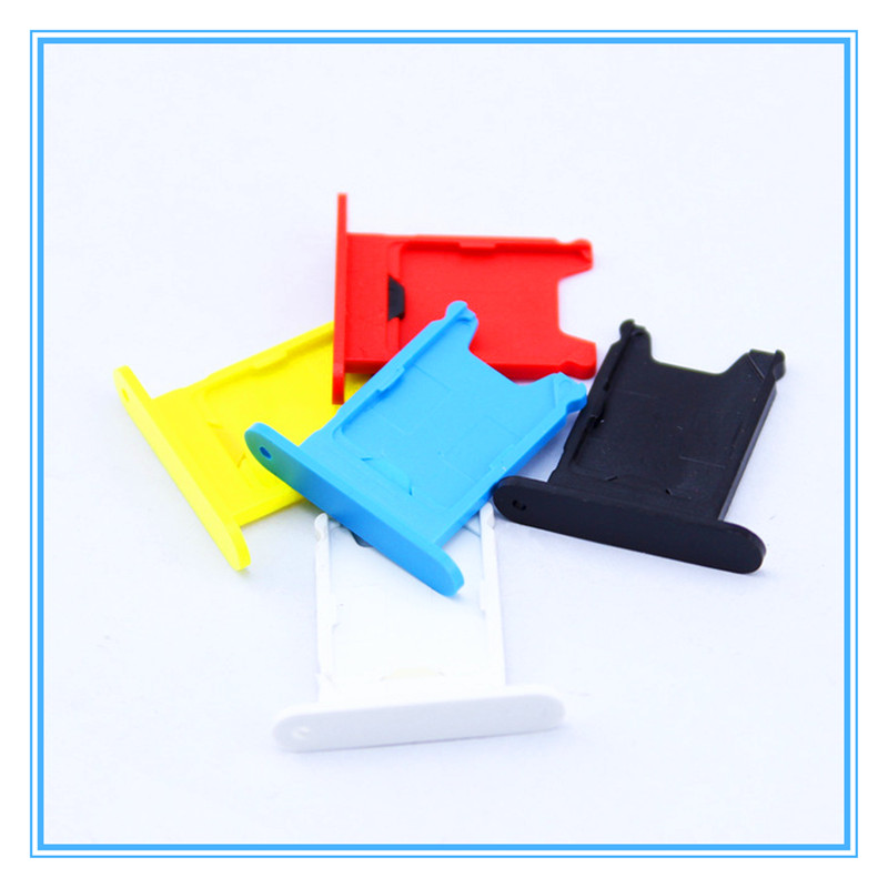 Original New SIM Card Slot Tray Holder For Nokia Lumia 920 N920 Replacement Parts Black White Blue Yellow Red Free Shipping