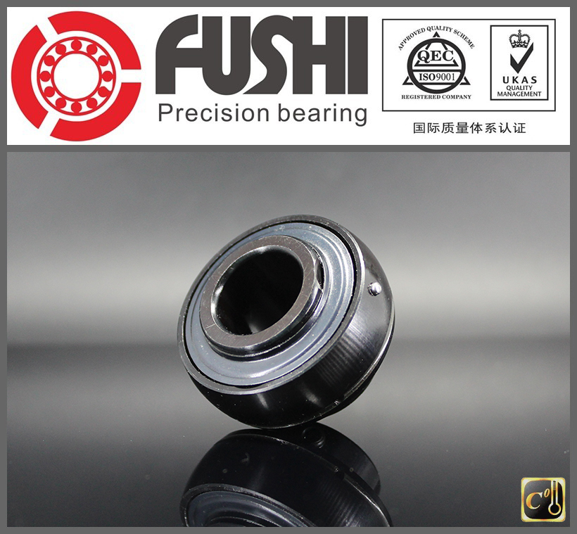 UC207T High Temperature Bearing 35*72*42.9 mm ( 1 Pc ) 500 Degrees Celsius Set Screw Ball Bearings