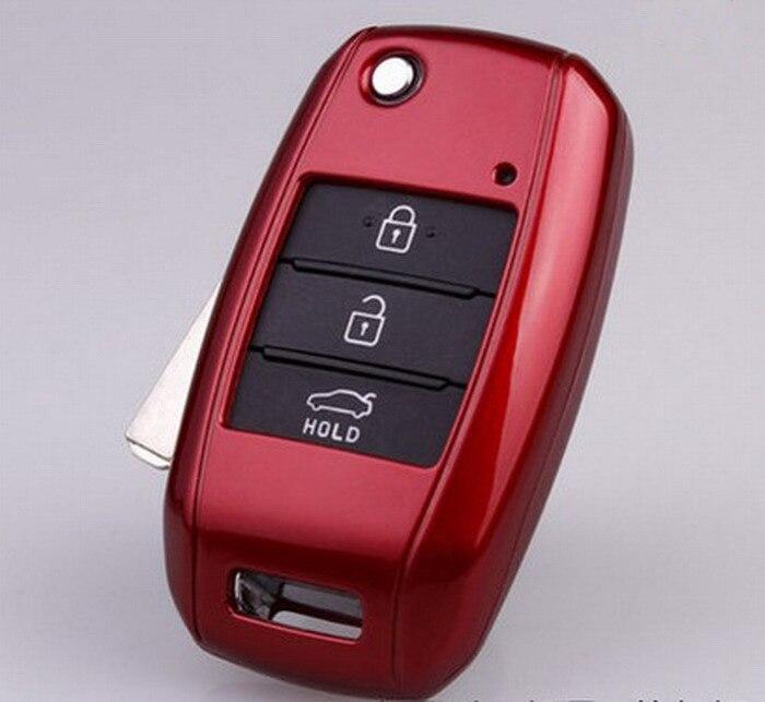 Ключ від автомобіля для KIA Sorento 2015 - Аксесуари для інтер'єру автомобілів - фото 3
