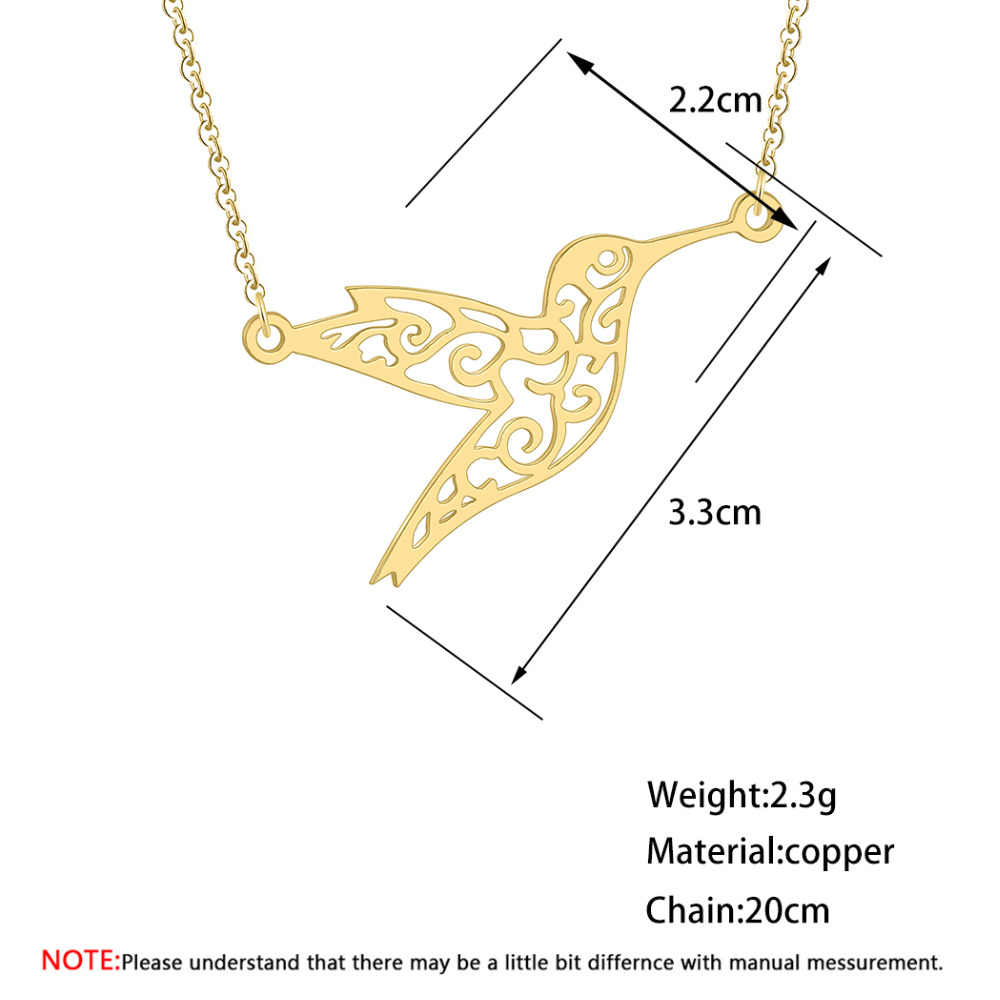 Diagram Origami Bracelet Blank Venn Detail Feedback Questions About Qiamni Animal Hummingbird Swallow Geometric Flying Bird Chain Bangles For Women Girls Jewelry Birthday