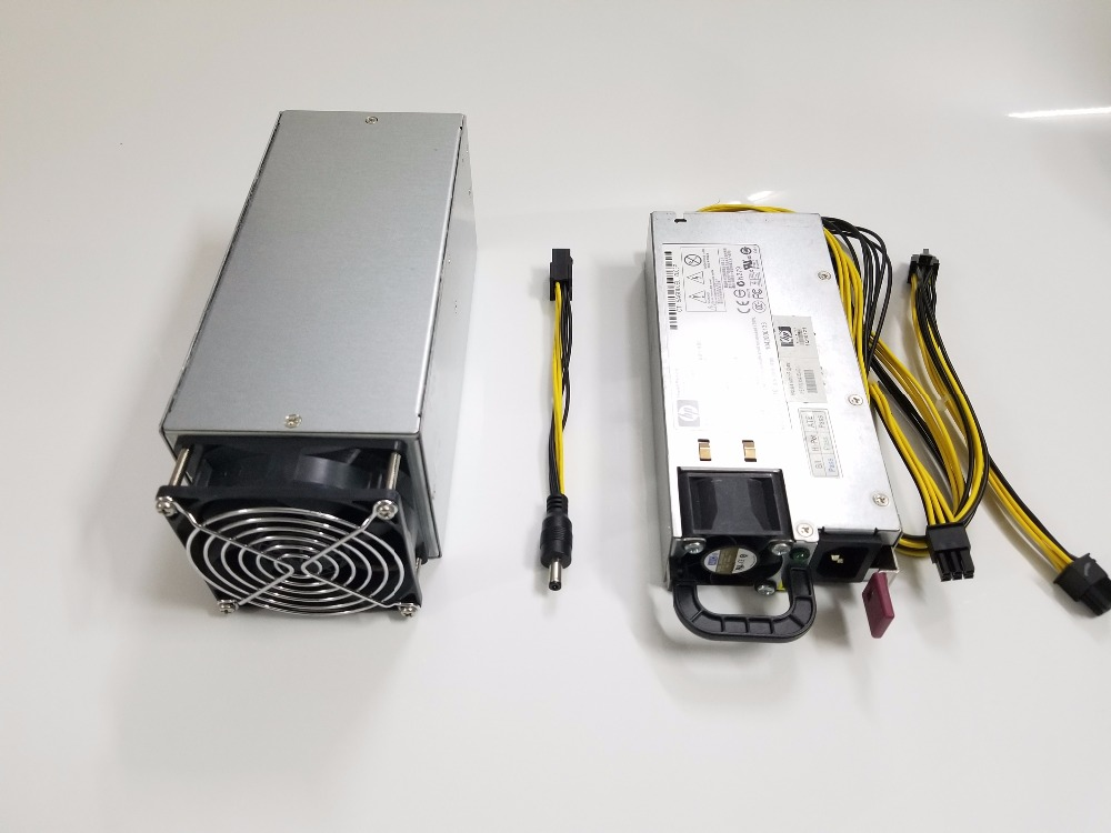 1 set FFMiner D18 680GH/S 320W Cost-effectiveness is higher than Innosilicon D9 for DCR With One pc 750W PSU fast ship 2