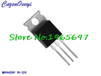10pcs/lot NDP6020P NDP6020 20V 24A TO-220 In Stock