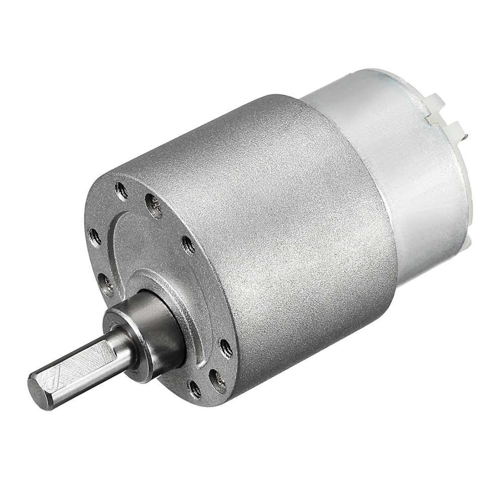 цена на UXCELL Good Quality 1PCS Mini DC Gear Box Electric Motor 6V 6 RPM for M3, Torque High-Temperature Resistance 4.5kg.cm Loading