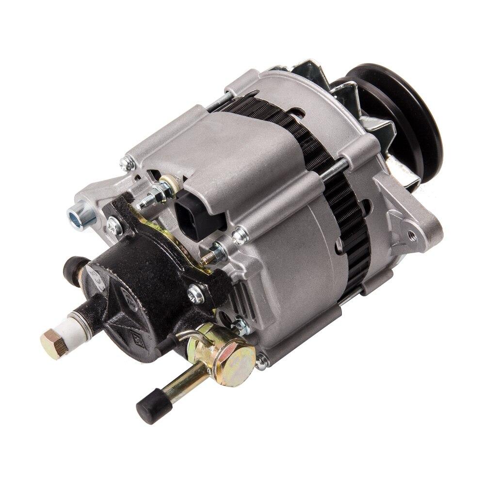 Alternateur pour Nissan Navara SD22 SD23 SD25 Terrano R20 TD27 Turbo Diesel MSR LR170-407 pour Nissan Navara eng. SD23 2.3L diesel