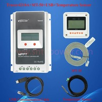 2015new Tracer 4210A Auto Work 12v 24v 40a Mppt Solar Controller