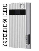 XUELIN H6 (IHIFI1969) AK4495 32Bit OLED чистый класс Портативный Loseless музыкальный плеер 6000 mAh AMP 3,5/2,5 сбалансированный Hi Fi HD MP3