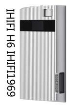 XUELIN H6 (IHIFI1969) AK4495 32Bit OLED Saf A Sınıfı Taşınabilir Loseless Müzik Çalar 6000 mAh AMP 3.5/2.5 dengeli HiFi HD MP3
