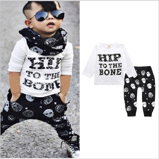8584915151fe The new arrive 2018 autumn style baby boy clothes long sleeve ...