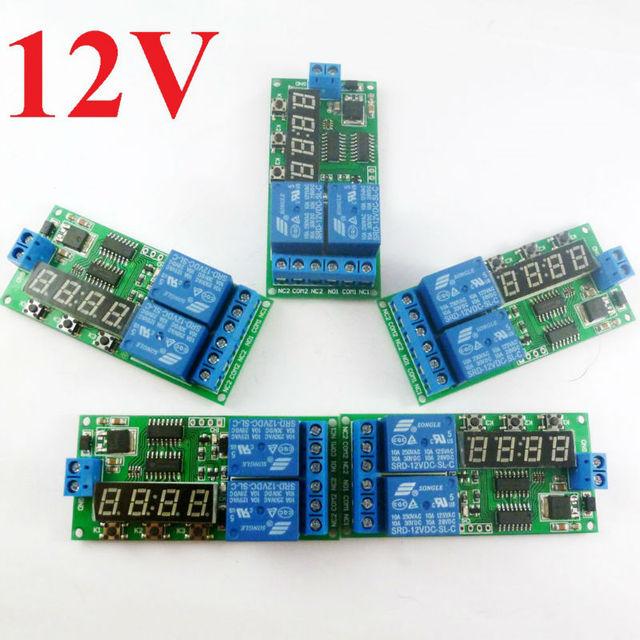 Cyclic Relay Wiring Diagram car block wiring diagram