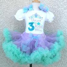 Новая юбка-пачка для девочек, 1 предмет, танцевальная многослойная юбка-пачка принцессы, юбка-американка для девочек