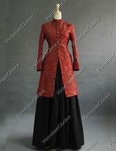 Custom Made-Victorian Edwardian Ladies Frock Dress Old West Jacket Reenactment