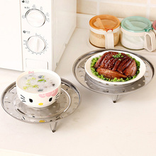 New Pot Steaming Tray Stand font b Cookware b font Tool Kitchenware Stainless Steel Steamer Rack