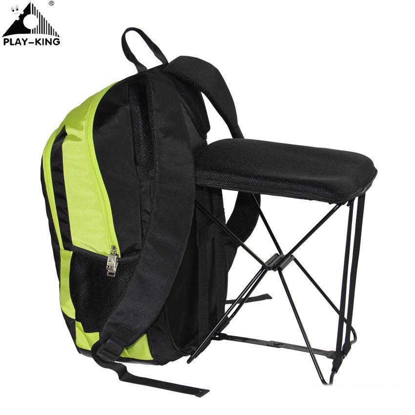 PLAYKING портативный Велоспорт Открытый Рыбалка стул рюкзак со стулом путешествия на открытом воздухе стул рюкзак рюкзак