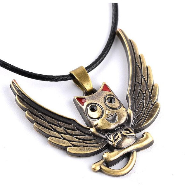 Anime Peripheral Fairy Tail Hubby Necklace