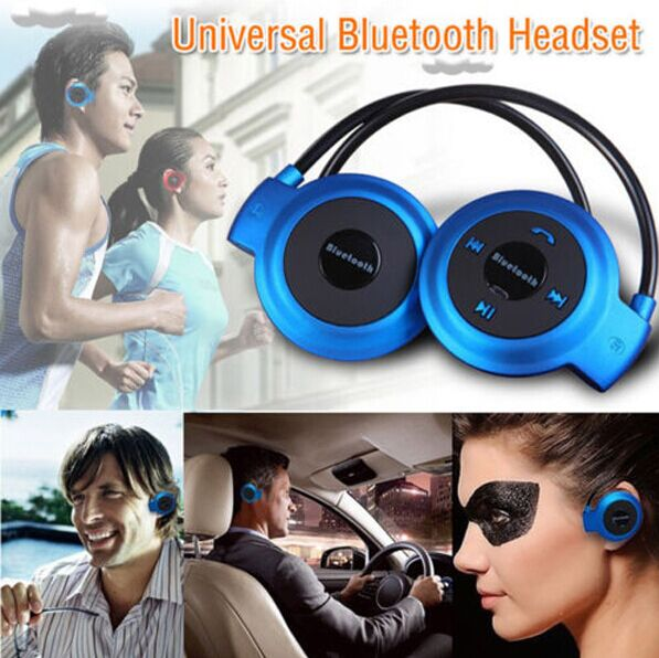 New Arrival Perfect mini sport bluetooth wireless headphones Music Stereo Bluetooth Earphones phone Computer PC headset