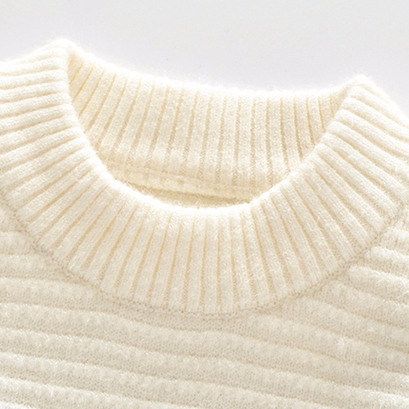 Hot Sale Fashion Cute Casual Baby Sweater Pullover Coat New Angora Sweater Soft Long Sleeve Outfits Baby Clothing Free Shipping (4)