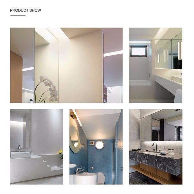 Online Shop LUCKYLED badkamer led spiegel licht 7 W Moderne wandlamp ...
