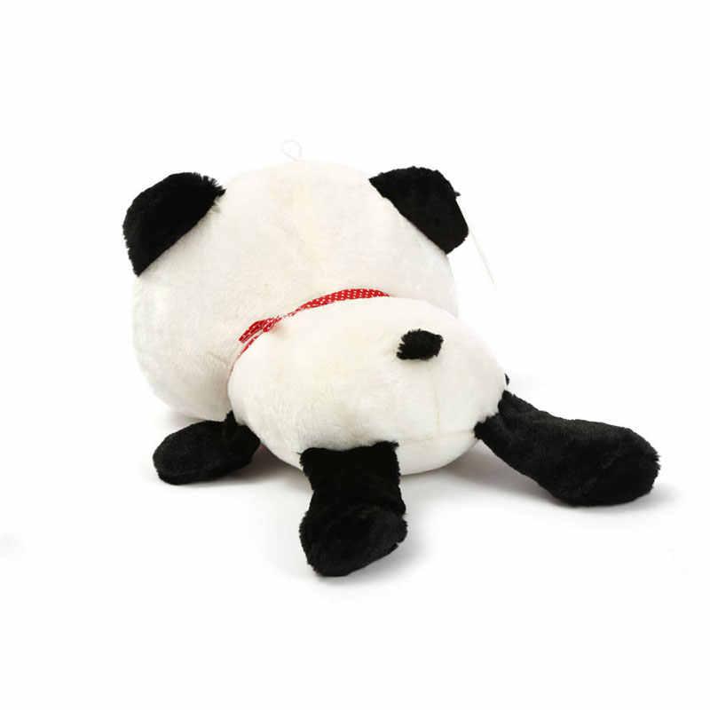 YunNasi Kawaii плюшевая подушка-панда 45 см мягкие игрушки смайлик мягкие животные смайлики для детей подарок на день рождения для девочки
