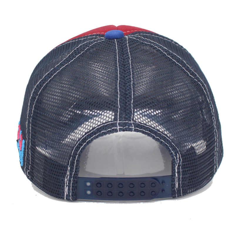 AETRUE الصيف قبعة بيسبول شبكة الرجال قبعة قبعات للرجال النساء Gorras 5 لوحة Hombre الهيب هوب الذكور قابل للتعديل جديد Casquette قبعة أبي