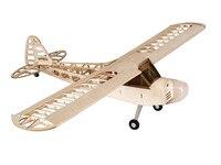 البلسا الخشب البلسا الخشب نموذج j3 1180 ملليمتر جناحيها نموذج الطائرة rc بناء اللعب woodiness/الخشب الطائرة