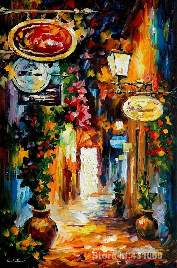 House painting <font><b>vibrations</b></font> of the time Modern <font><b>abstract</b></font> art Oil on Canvas High quality Handmade