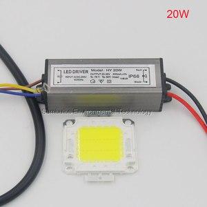 Image 3 - Puce Source Super brillante pour projecteur, éclairage extérieur et intérieur, ampoule COB 100 220V lumière LED, 10W 20W 30W 50W