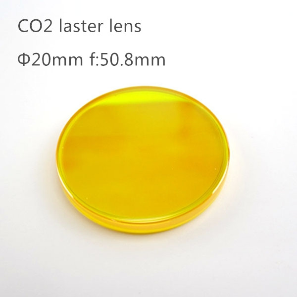 laser lens 20 mm diameter 50.8mm focus length focus lens for engraving machine cutting machine # USA ZnSe CO2 20mm 50.8mm 1pcs doumoo 330 330 mm long focal length 2000 mm fresnel lens for solar energy collection plastic optical fresnel lens pmma material