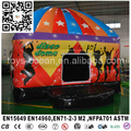 2016 Hot selling outdoor advertisng inflatable disco tent/Dome tent