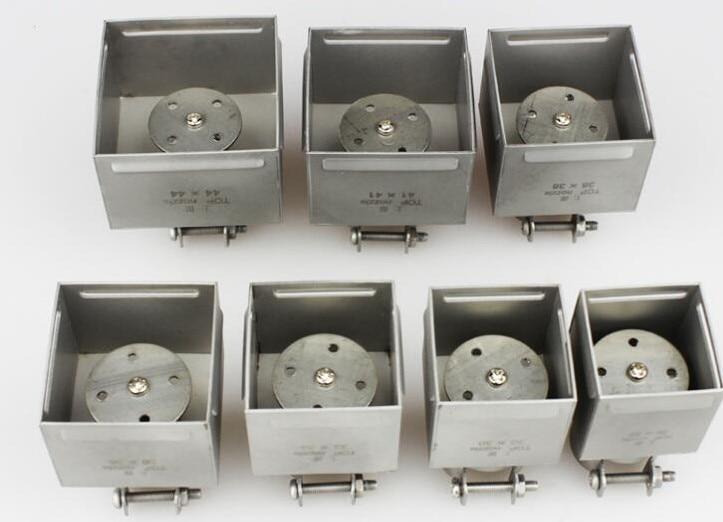 Shuttle Star Authentic Titanium Alloy TOP BGA Hot Air Nozzles For R590 5830 5860C 6200 6800