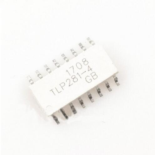 5pcs/lot TLP281-4GB TLP281-4 TLP281 SOP-16 In Stock
