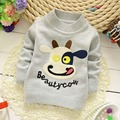 Spring Autumn Roupas De Bebe Knitting Baby Infant Animal Knitwear Long Sleeve Boys Girls O Neck Sweater Pullover Tops S2314