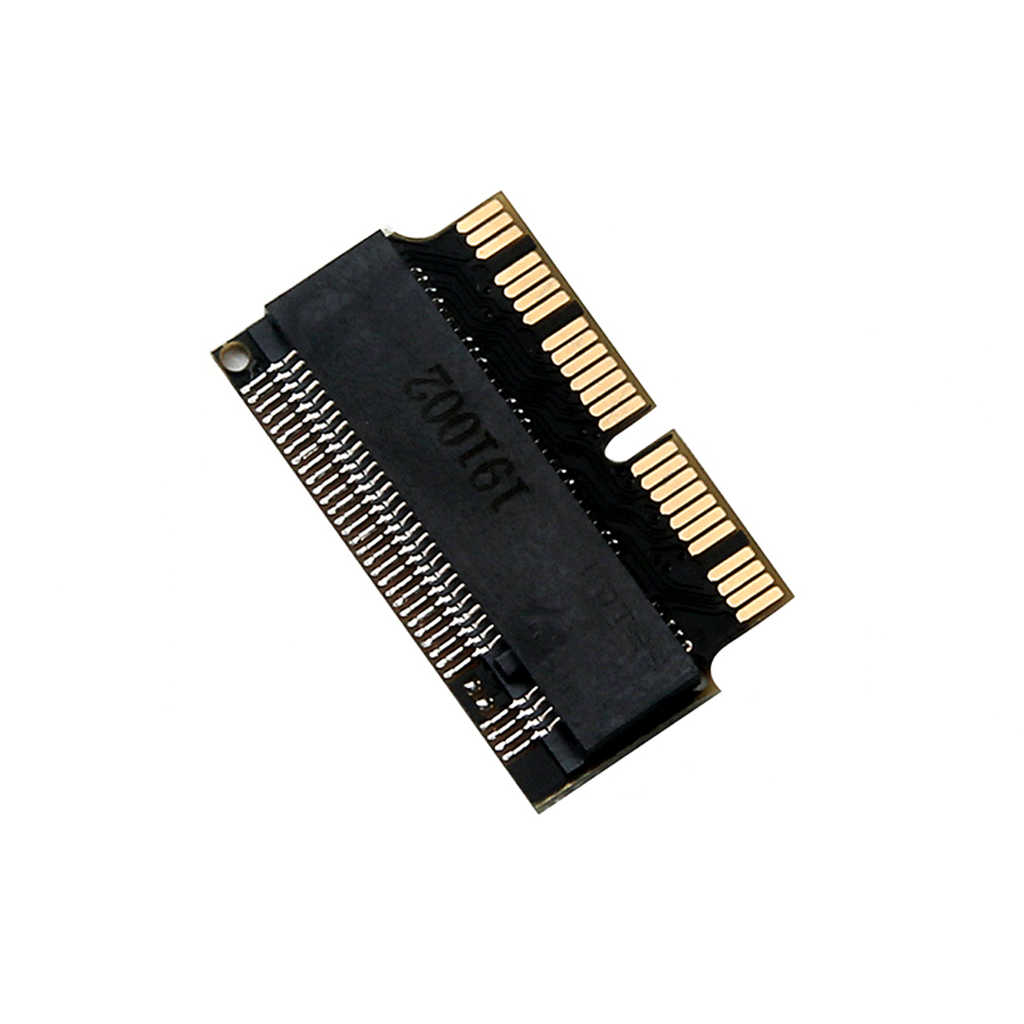 H1111Z M.2 Adapter NVMe PCIe M2 NGFF SANG SSD cho Apple Laptop cho Macbook Air Pro 2013 2014 2015 A1465 a1466 A1502 A1398 PCI-E X4