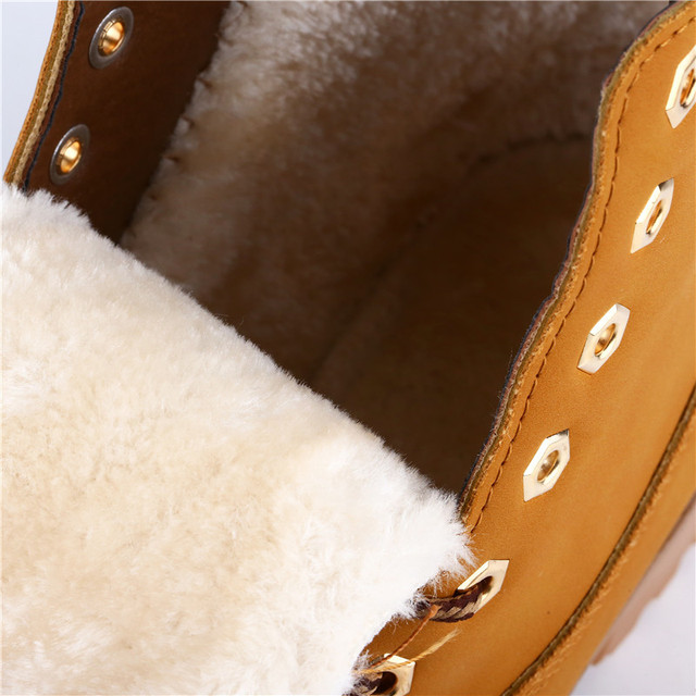 ROXDIA Faux Suede Leather Men Boots