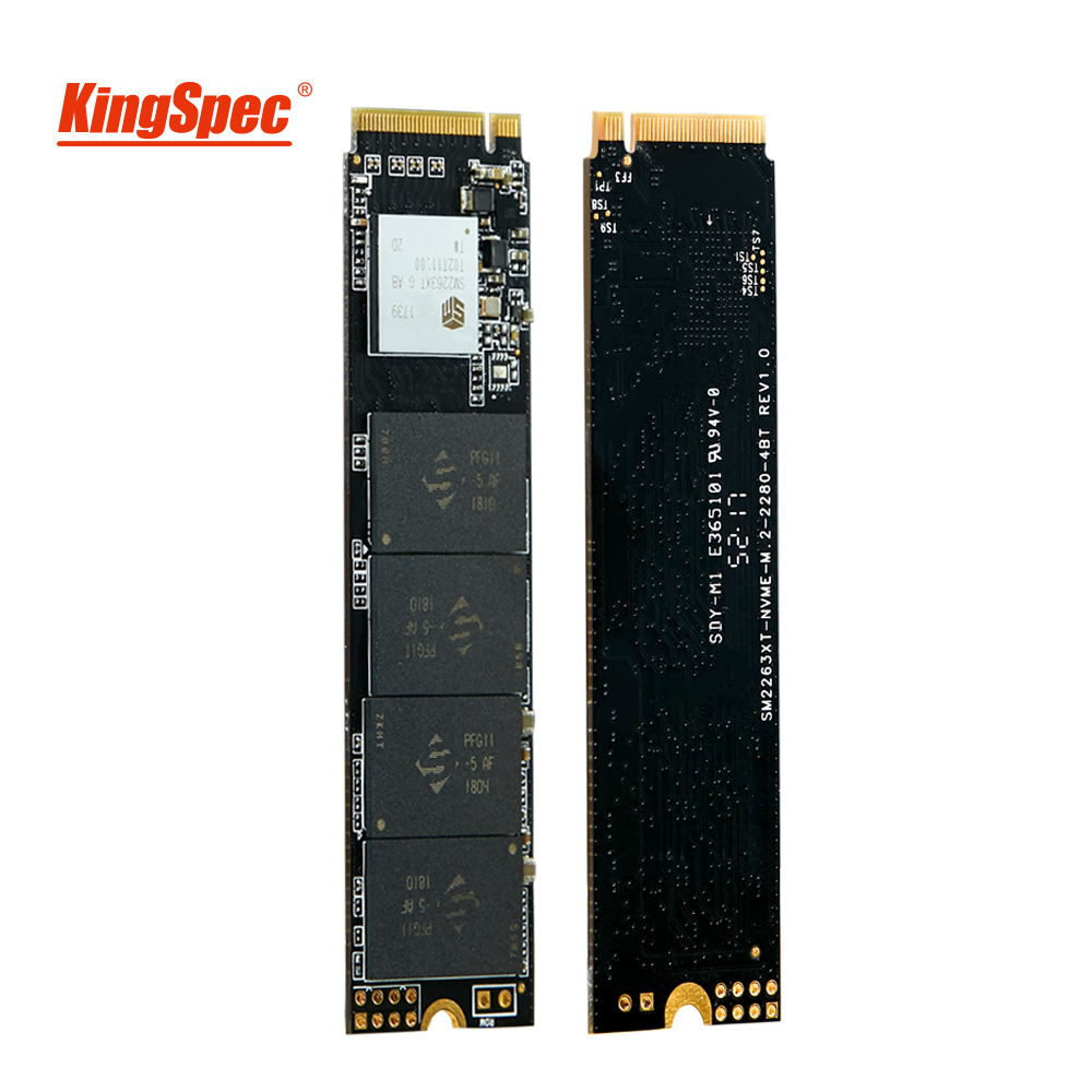 KingSpec 1TB M.2 PCI-e M Key SSD Internal Hard Drive Solid State Disk for Lenovo Y520/Hp/ Acer Laptop