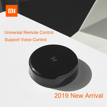 Xiaomi Mijia AI Function Bluetooth Gateway Universal Smart Remote Controller Support Mihome Appliances WIFI 360 Degree work APP xiaomi mijia ih 3l 220v smart electric rice cooker cooking appliances app remote control function ih electromagnetic heating