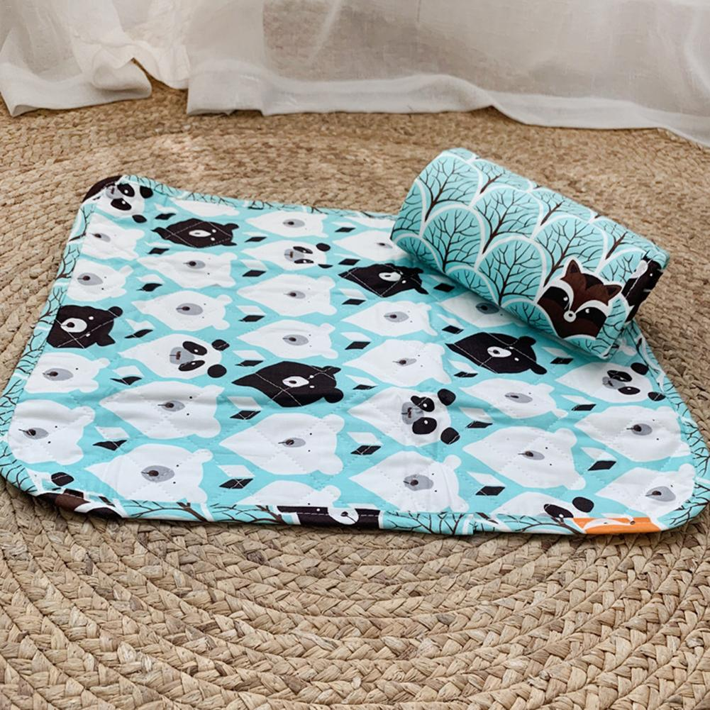 Pet Pee Pad Summer Dog Cat Cooling Mat Kennel Chew Resistant Sleeping Pad Cushion Washable And Reusable in Houses Kennels Pens from Home Garden