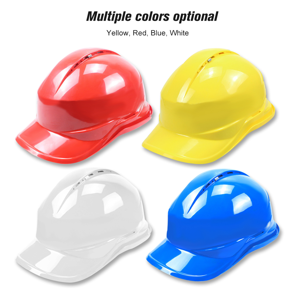 Safety Helmet Hard Hat Work Cap Abs Insulation Material With Phosphor Stripe Construction Site Insulating Protect Helmets 102018 Convenience Goods Workplace Safety Supplies