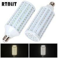 E27 30W 165 x 5730 SMD LED Light Bulb Super Bright Warm White / White Light Energy Saving LED Corn Lamp for Home Lighting