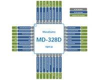 1000 pcs MD-328D MassDuino Arduino UNO compatibel ATMega328P TQFP-32 Bootloader voorgeprogrammeerde